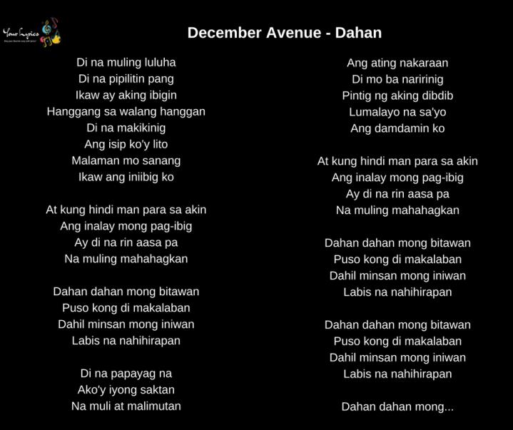 16 avenue lyrics